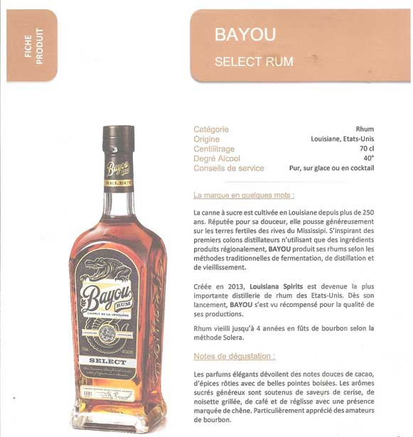Les rhums d guster lescavesdebeauchamp for Salon du rhum